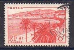 FRANCE N°777  OBLITERE 20% De La Cote Y&T 0.80 € - Used Stamps