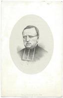 Doodsprentje VERMEERSCH Albertus Maria Josephus: ° Maldegem, 1808, + Sint-Niklaas, 1876. Pastoor Te Ronse - Religión & Esoterismo