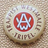 (LUXPT) - BE - L10 -  Capsula De Bouteille De Bière - Trappist Westmalle Tripel - Belgique - Beer
