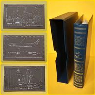 Germany Federal Republic 1947-1991: Rarities In Limited 99.8% Fine Gold Edition - Postzegels