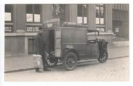 Ansichtskarte , Oldenburg ? Fahrer Mit Lieferfahrzeug - Oldenburg