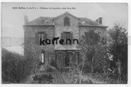 35 - 6012 - Betton - Chateau Du Landret - Cote Sud Est - Autres Communes