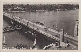 Ägypten - Kairo - Cairo - Khedive Ismail Bridge - Kairo