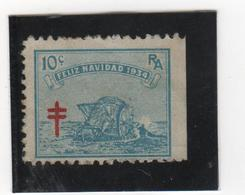 ARGENTINE     1934  Y. T. N° Feliz Navidad  Oblitéré - Affrancature Meccaniche/Frama