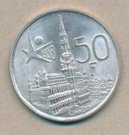 België/Belgique 50 Fr Boudewijn/Baudouin 1958 Vl Morin 543 (120380) - 1951-1993: Baudouin I