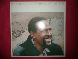 LP33 N°2967 - MARVIN GAYE - DREAM OF A LIFETIME ***** GRAND ARTISTE - Soul - R&B