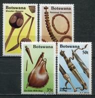 Botswana Mi# 329-32 Postfrisch MNH - Artefacts - Botswana (1966-...)