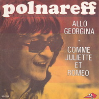 MICHEL POLNAREFF - SP - 45T - Disque Vinyle - Allo Georgina - 299 - Discos De Vinilo