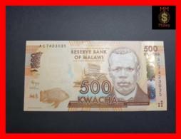 MALAWI 500 Kwacha 1.1.2012  P. 61 A  UNC - Malawi