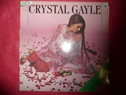 LP33 N°2969 - CRISTAL GAYLE - WE MUST BELIEVE IN MAGIC - DISQUE EPAIS - ROCK POP - Rock