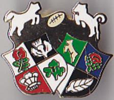 PIN'S THEME RUGBY  COUPE DU MONDE AFRIQUE DU SUD  2003 - Rugby
