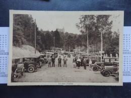 Ottignies-Mousty - Le Bois Des Rêves - Parc D'Auto - Ed: Eugène Coder-Cattelain - 2 Scans - Ottignies-Louvain-la-Neuve