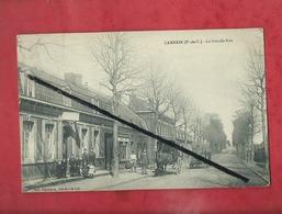 CPA - Cambrin  -(P.-de-C.) - La Grande Rue - France