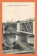 A102 / 315 29 - BREST - Le Pont National Et Le Pont Gueydon - France