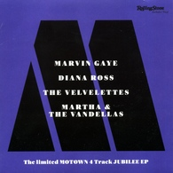 The Limited MOTOWN 4 Track Jubilee EP - Rock
