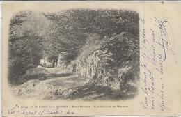 71, Saone Et Loire, SAINT LEGER SOUS BEUVRAY, Voie Gaulois De Malvaux, Scan Recto-Verso - Altri Comuni