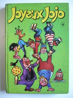 JOYEUX JOJO N° 6 - Editions De SPAARNESTAD - Capitaine CONDOR - JOJO Et JIMMY - KITTY - Environ 1960 - Jojo