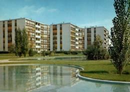 CPM - RIS-ORANGIS - DOMAINE De L'AUNETTE ... Cité Immeubles - Edition Combier - Ris Orangis