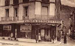 CARTE LODEVE OU SEVERAC MAISON SEGONDY Légèrement Déchirée - Lunel