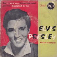 ELVIS PRESLEY - EP - 45T - Disque Vinyle - Don't - 75445 - Rock