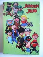 JOYEUX JOJO N° 9 - Editions De SPAARNESTAD - TEXAS JACK - SAFARI JONES - MICK LE CHIEN - JOJO Et JIMMY - BETSY - 1968 - Jojo