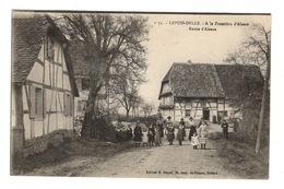 90 TERRITOIRE DE BELFORT - LEPUIS DELLE A La Frontière D'Alsace, Route D'Alsace - Delle