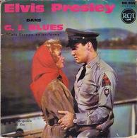 ELVIS PRESLEY - EP - 45T - Disque Vinyle - G.I. Blues - 86285 - Vinyles