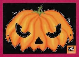 CPM.   Cart'Com Vous Souhaite Un Joyeux Halloween !    Postcard. - Halloween
