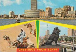 Ägypten - Greetings From Egypt - Nice Stamp - Kairo