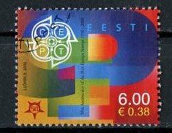 Estonie - Estonia - Estland 2006 Y&T N°507 - Michel N°537 (o) - 50ans EUROPA - Estonie
