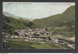 San Pellegrino (BG) - Piccolo Formato - Viaggiata - Italia