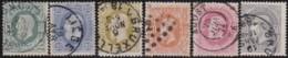 Belgie     .    OBP   .    30/35    .      O      .       Gebruikt  .   /    .    Oblitéré - 1869-1883 Léopold II