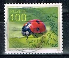 Schweiz 2015,Michel# 2412 O Ladybird Beetle (Congratulations) - Gebruikt