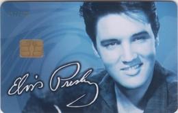 GREECE - Elvis Presley ,Exhibition In Athens(Parthenon Club),Tirage 400, 05/07 - Griechenland