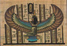 Ägypten - Kairo - Cairo - Museum - Göttin Isis - Nice Stamp - Kairo