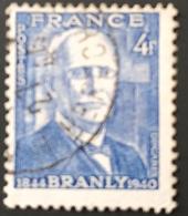 Centenaire De La Naissance D'Edouard Branly N°599 - Used Stamps