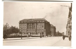Fotokarte ZAGREB Hotel Esplanade 1938 - Jugoslavia