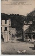 MARTINIQUE * SAINT PIERRE - LA RUE DE L'HOPITAL - RECONSTRUIT EN PARTIE 30 ANS APRES LA CATASTROPHE Circulée 23 Mai-35 - Autres