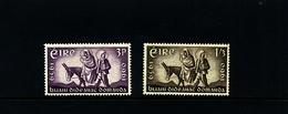 IRELAND/EIRE - 1960 WORLD  REFUGEE  YEAR  SET MINT - 1949-... Repubblica D'Irlanda