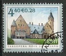 Estonie - Estonia - Estland 2006 Y&T N°527 - Michel N°564 (o) - 4,40k Manoir De Taagepera - Estonie