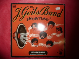 LP33 N°2984 - J. GEILS BAND - SHOWTIME ! - 2 C 070-400144 - DISQUE EPAIS 1982 ***** GRAND GROUPE - Rock