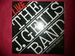 LP33 N°2985 - LIVE THE J. GEILS BAND - BLOW YOUR FACE OUT - 60115 - 2 LP'S - DISQUES EPAIS 1976 ***** GRAND GROUPE - Rock