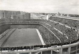 ESPAGNE - MADRID, Stade Santiago Bernabeu ( Cpsm ) - Madrid