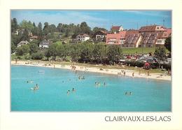 39 - Clairvaux Les Lacs - La Plage - Clairvaux Les Lacs
