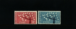IRELAND/EIRE - 1962  EUROPA   SET MINT - 1949-... Repubblica D'Irlanda