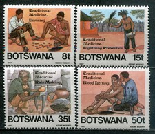 Botswana Mi# 392-5 Postfrisch MNH - Medicine - Botswana (1966-...)