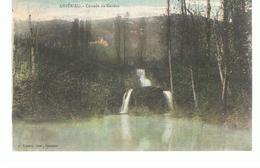 CPA Ambérieu (01) Cascade Du Gardon - France