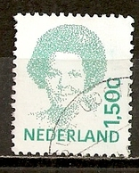 Pays-Bas Netherlands 1991 Beatrix Gld 1.50 Obl - Used Stamps