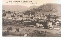 CPA Ornans (25) Vue Générale - France