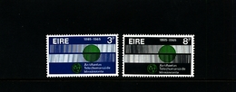 IRELAND/EIRE - 1965  I.T.U.  CENTENARY   SET MINT - 1949-... Repubblica D'Irlanda